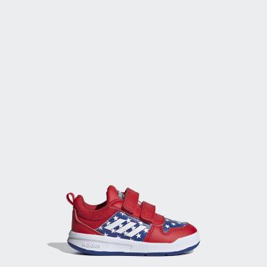 Zapatillas Tensaur Rojo Niño Running