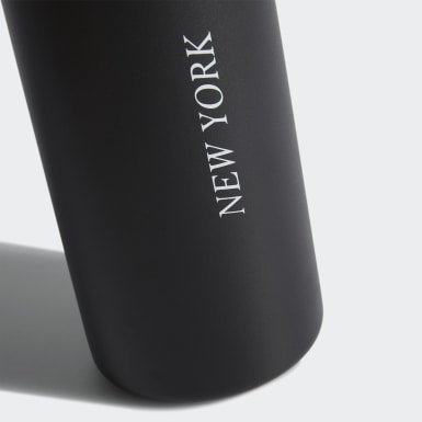 Lifestyle Black City Water Bottle