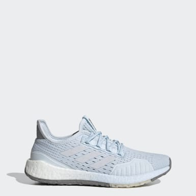 Women Running Blue Pulseboost HD SUMMER.RDY Shoes