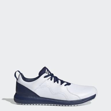 Mænd Golf Hvid Adicross PPF sko