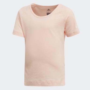 T-shirt Little Girls Cotton