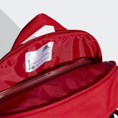 Træning Rød Power 5 rygsæk