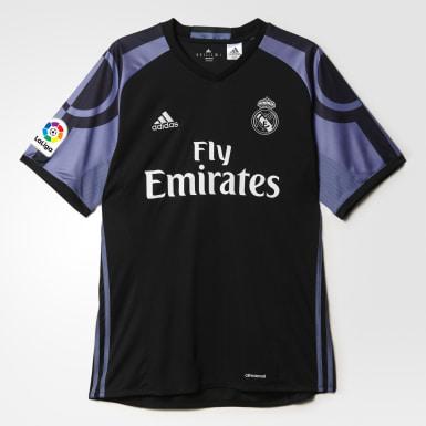 Réplica Jersey Tercer Uniforme Real Madrid