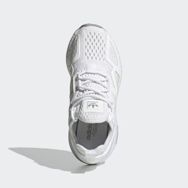 Genç Originals White ZX 2K Boost Ayakkabı