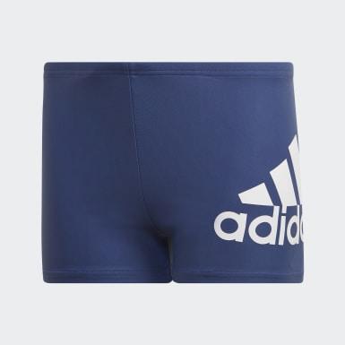 синий Плавки-боксеры для плавания Badge of Sport