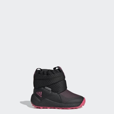 Infant Training Black RapidaSnow Boots