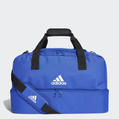 Maleta Tiro Pequeña (UNISEX) Azul Fútbol