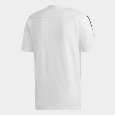 T-shirt Tiro 19 Bianco Uomo Training