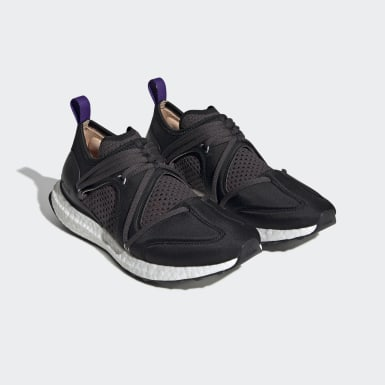 Women adidas by Stella McCartney Black Ultraboost T Shoes