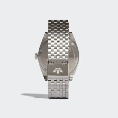 PROCESS_M1 Klokke Sølv
