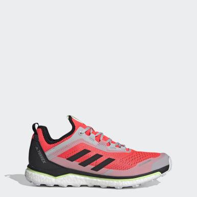Sapatos Flow TERREX Agravic Laranja Homem TERREX