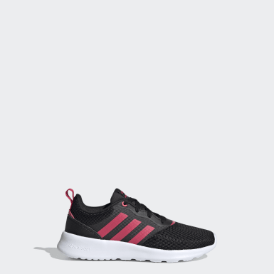 Kids Running Black QT Racer 2.0 Shoes