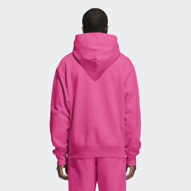 PW BASICS HOOD Rosa Originals