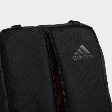 Men Golf Black Shoe Bag