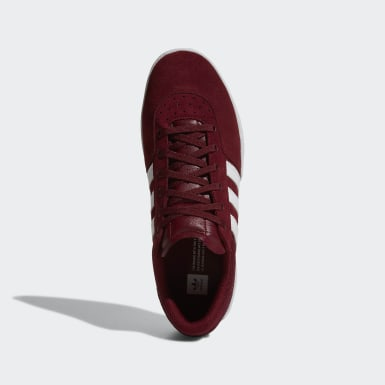 Tenis City Cup Burgundy Hombre Originals