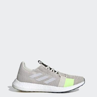 ผู้ชาย วิ่ง สีเทา รองเท้า Senseboost GO