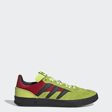 Sapatos Sobakov P94 Amarelo Mulher Originals