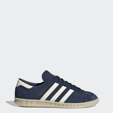 Originals Blå Hamburg sko