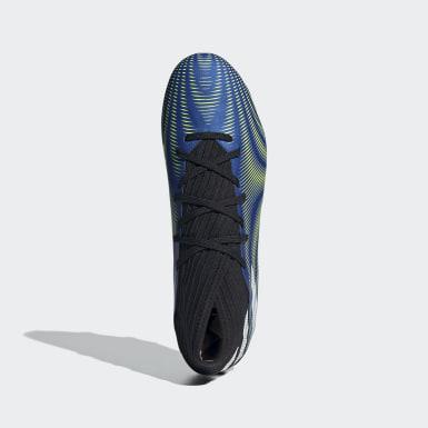Men Football Blue Nemeziz.3 Firm Ground Boots