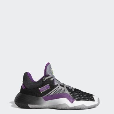 Basketball D.O.N. Issue #1 Schuh Grau