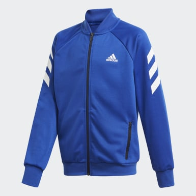 Youth 8-16 Years Training Blue XFG Tracksuit