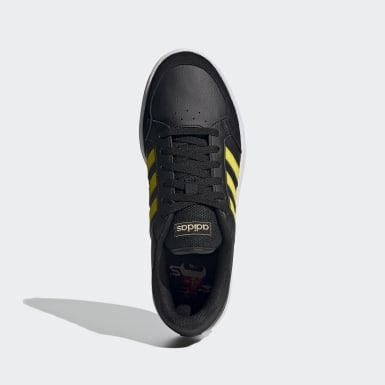 Men Sport Inspired Black Breaknet Shoes