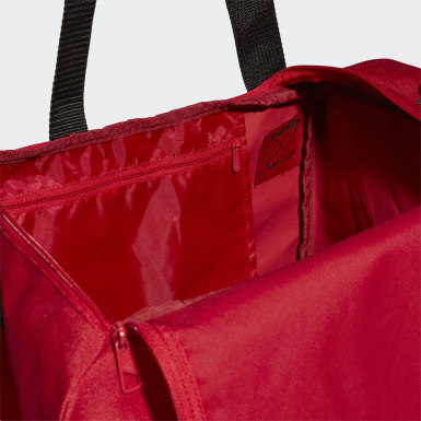 Football Red Tiro Duffel Small