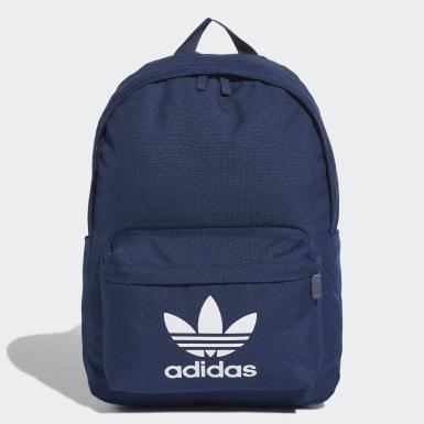Originals modrá Batoh Adicolor Classic