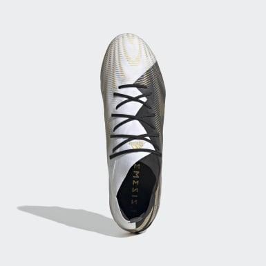 Chaussure Nemeziz.1 Terrain souple blanc Hommes Soccer