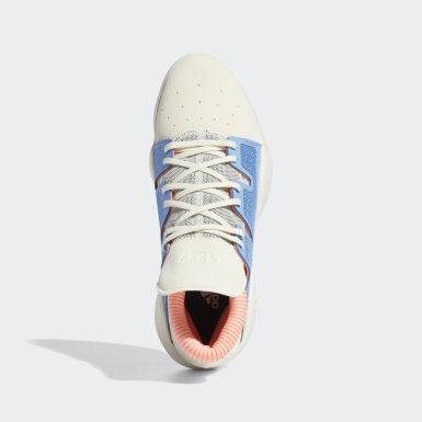 Men's Basketball Beige Pro Vision Shoes