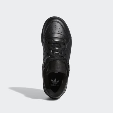 Youth Originals Black Rivalry Low Shoes