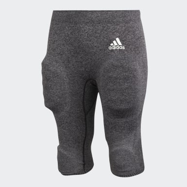 Men's Football Grey Primeknit Pants