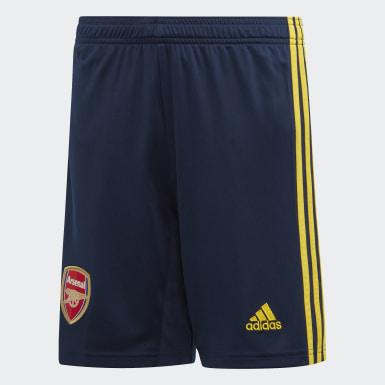 Short Away Arsenal Blu Ragazzo Calcio