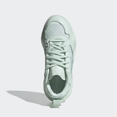 Kvinder Originals Grøn Supercourt RX sko
