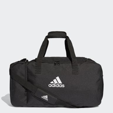 เทรนนิง สีดำ กระเป๋าดัฟเฟิล Tiro ขนาดกลาง