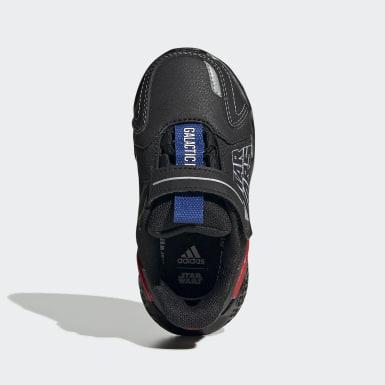 Chaussure Star Wars 4UTURE Runner Noir Enfants Running