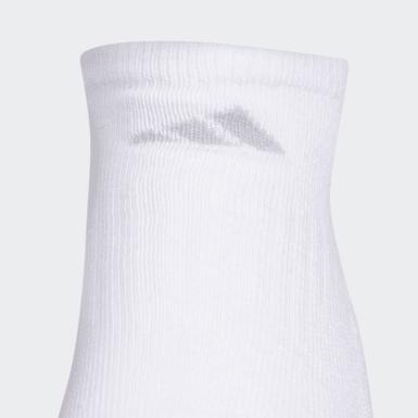 Women Training White Cushioned 2.0 No-Show Socks 3 Pairs