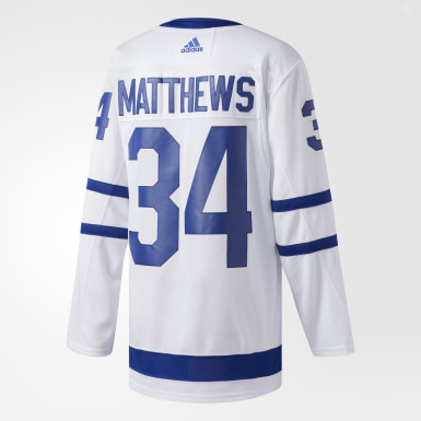 Hockey White MAPLE LEAFS MATTHEWS AWAY AUTHENTIC JERSEY