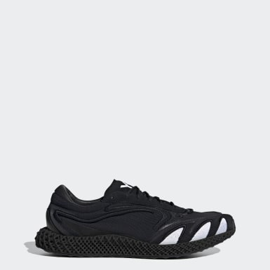 Men Y-3 Black Y-3 Runner 4D