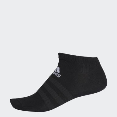 Training Black Low-Cut Socks
