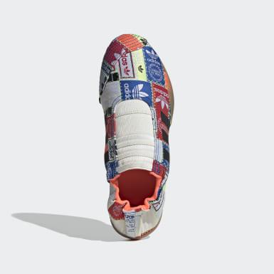 Sapatos Taekwondo Branco Mulher Originals