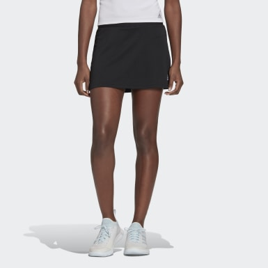 Dam Tennis Svart Club Tennis Skirt