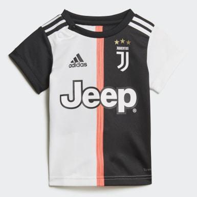 Baby Kit Home Juventus Nero Ragazzo Calcio