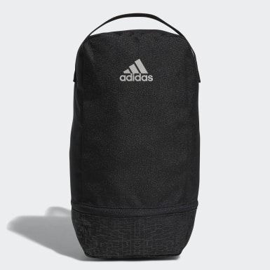 Golf Black Shoe Bag