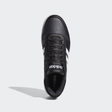 Erkek Sport Inspired Black VS Hoops 2.0 Ayakkabı