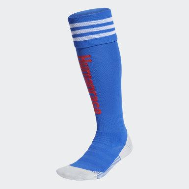 Futbal modrá Ponožky Manchester United Human Race