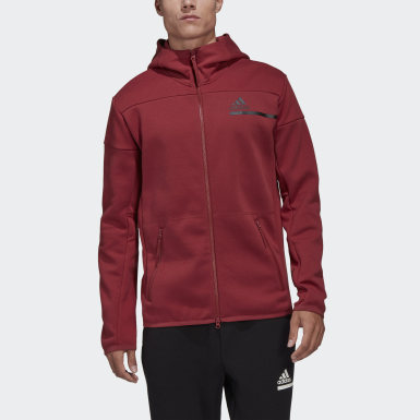 Heren Athletics adidas Z.N.E. Ritshoodie