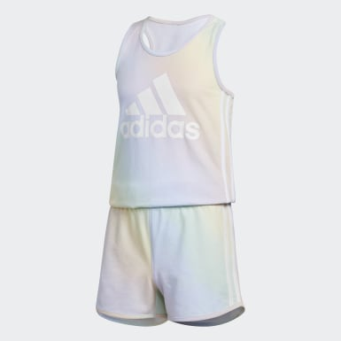 3-Stripes Romper