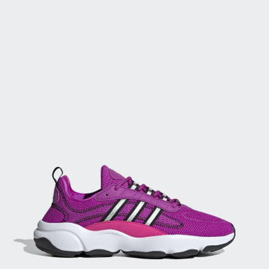 Women's Originals Purple Haiwee Shoes