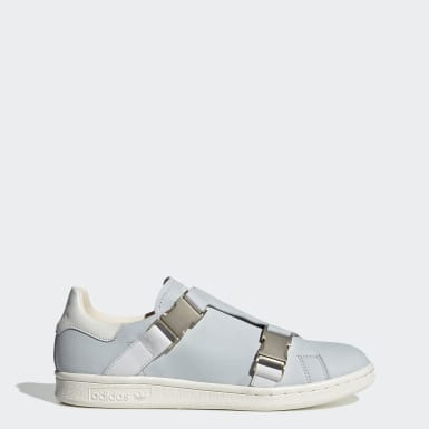 Tenis Stan Smith Buckle Azul Mujer Originals